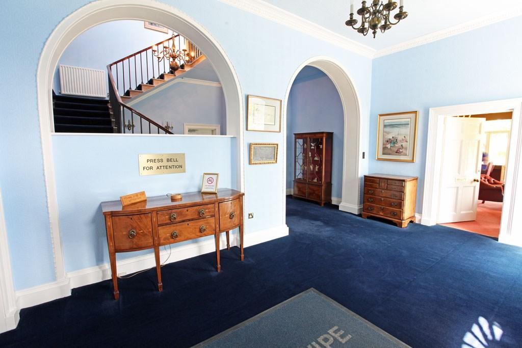 Stubben Edge Hall