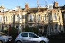 Terraced home for sale in Sandford Road, Hotwells...