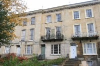 Flat for sale in Melrose Place, Bristol