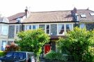 Terraced house in Seymour Road, Bishopston...