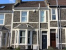 Terraced property in Church Road, Horfield...