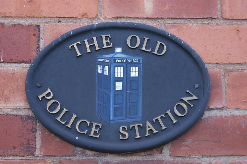 The Old Police...