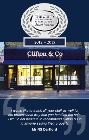 Clifton & Co Estate Agents, Dartfordbranch details