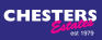Chesters Estates, Grays logo