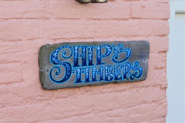 SHIPS TIMBERS: