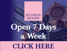 Get brand editions for Hudson Moody, Easingwold