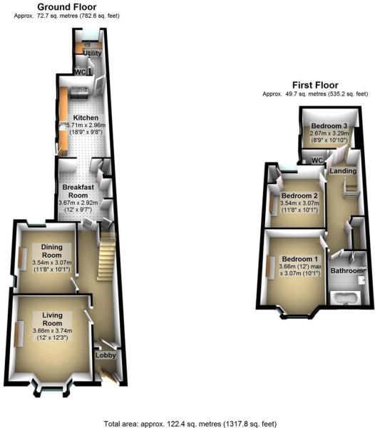 1 Lancaster Villas,