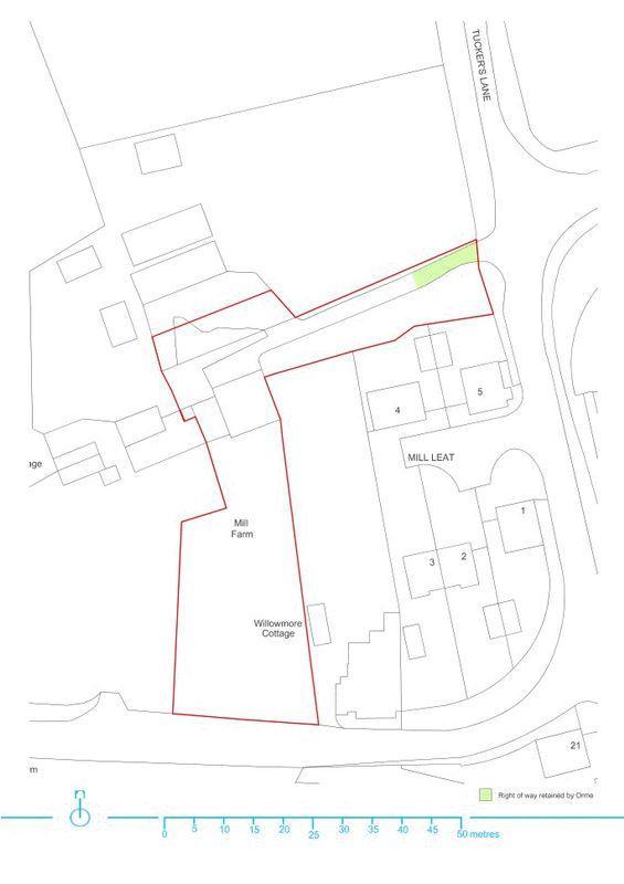 New boundary plan