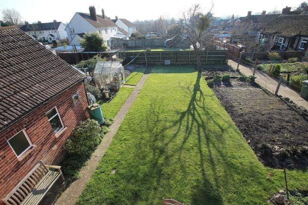 3 bedroom semi detached house for sale in st dunstans for 1 park terrace glastonbury