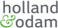 holland & odam, Glastonbury logo
