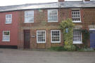 Terraced house to rent in Hall Road Snettisham