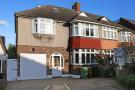 semi detached home to rent in Downs Way, Epsom...