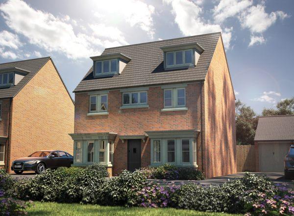 New Homes Spetchley Worcester