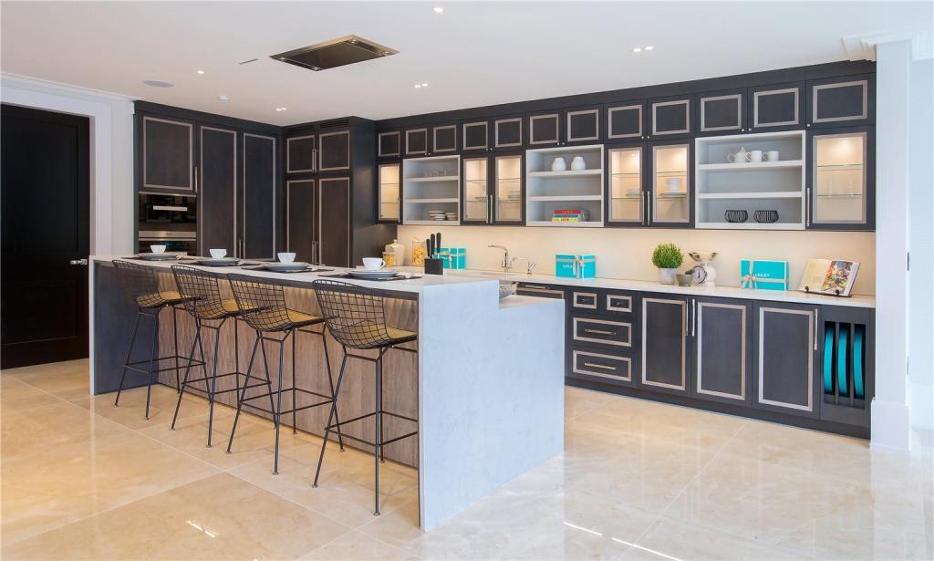 David Linley Kitchen