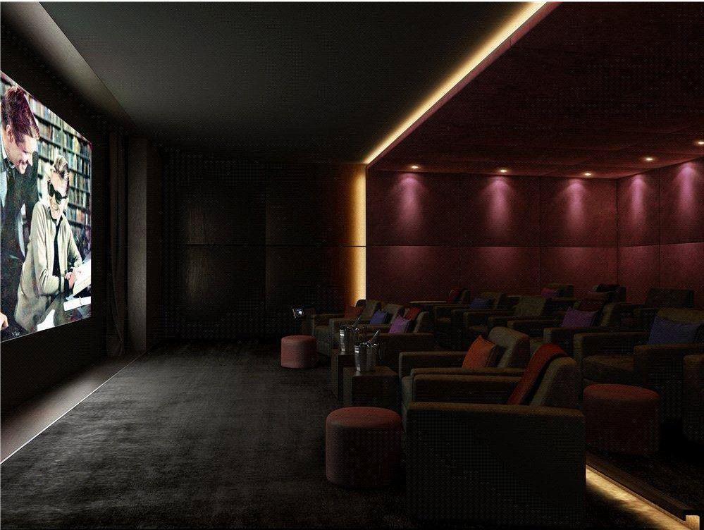 Residents Cinema