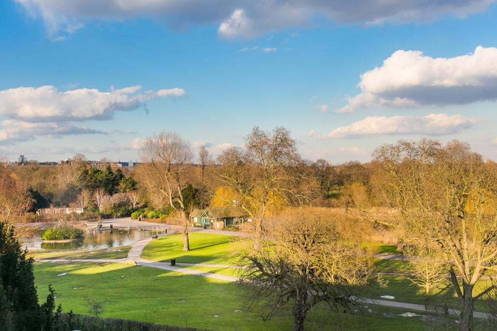 View To Regents Park