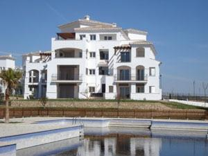 2 bedroom Apartment For Sale: 2nd Floor Apartment, Phase 4, Hacienda Riquelme, REF – 2012