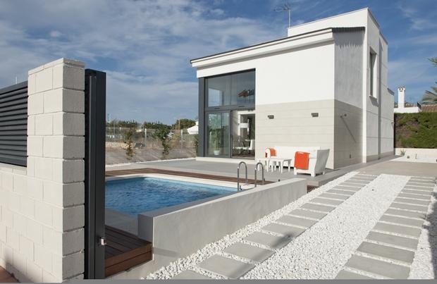 3 bedroom Villa For Sale: Modern Villa, Santiago De La Ribera, San Javier, REF – SJ08