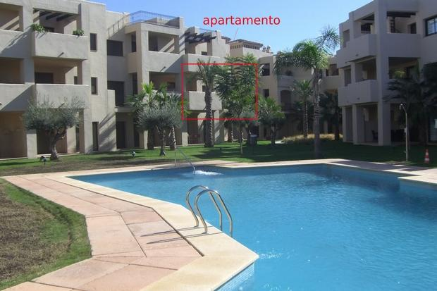 2 bedroom Apartment For Sale: 1st Floor, Phase 2, Roda Golf & Beach Resort, REF – RG02