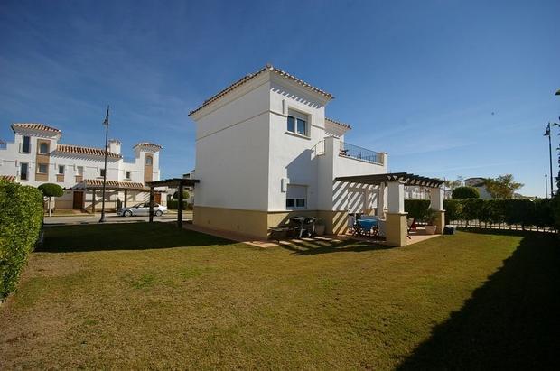 3 bedroom Villa For Sale: Villa Enebro, Phase 2, La Torre Golf Resort, REF – LVE122
