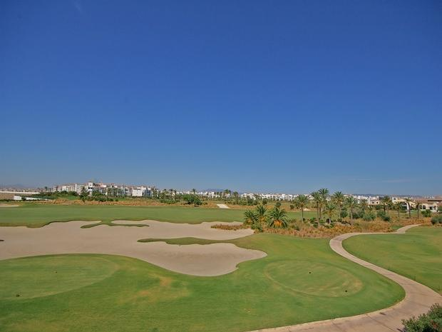 2 bedroom Apartment For Sale: Second Floor, Phase 2, La Torre Golf Resort, REF – LAS113