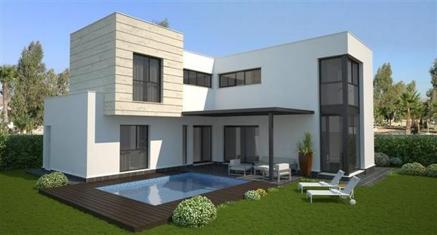 3 bedroom Villa For Sale: Modern Exclusive Villa, Santiago De La Ribera, San Javier, REF – SJ10