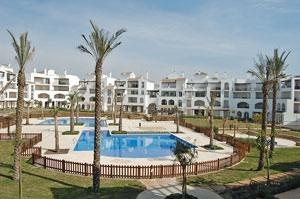 2 bedroom Apartment For Sale: 1st Floor, Phase 8, La Torre Golf Resort, REF – LAF29