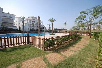 2 bedroom Apartment For Sale: Groundfloor, Phase 2, La Torre Golf Resort, REF – LAG37