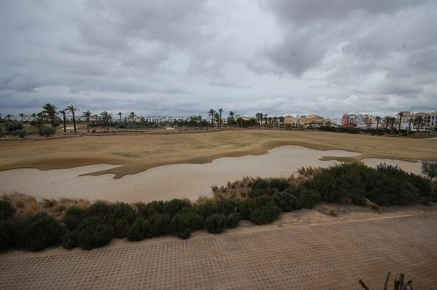 2 bedroom Apartment For Sale: 1st Floor, Phase 2, La Torre Golf Resort, REF – LAF123