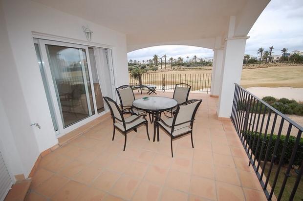 2 bedroom Apartment For Sale: 1st Floor, Phase 2, La Torre Golf Resort, REF – LAF123