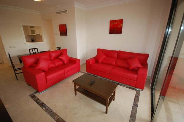 2 bedroom Apartment For Sale: 1st Floor, Phase 1, Roda Golf & Beach Resort, REF – RGAF105