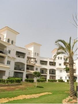 2 bedroom Apartment For Sale: 1st Floor, Phase 1, Hacienda Riquelme Golf Resort, REF – HR135