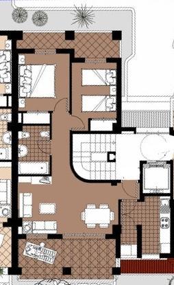 2 bedroom Apartment For Sale: 2nd Floor, Phase 1, Hacienda Riquelme Golf Resort, REF – HR130