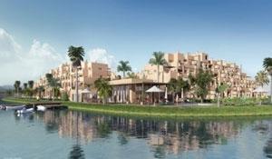 2 bedroom Apartment For Sale: 1st Floor, La Isla, Condado De Alhama Golf Resort, REF – CDA33