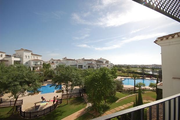 2 bedroom Apartment For Sale: 2nd Floor, Phase 4, La Torre Golf Resort, REF – LAS144