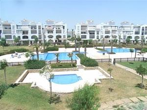 2 bedroom Apartment For Sale: 2nd Floor, Phase 7, La Torre Golf Resort, REF – LAS29