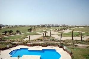 2 bedroom Penthouse For Sale: Penthouse, Phase 6, La Torre Golf Resort, REF – LAP102