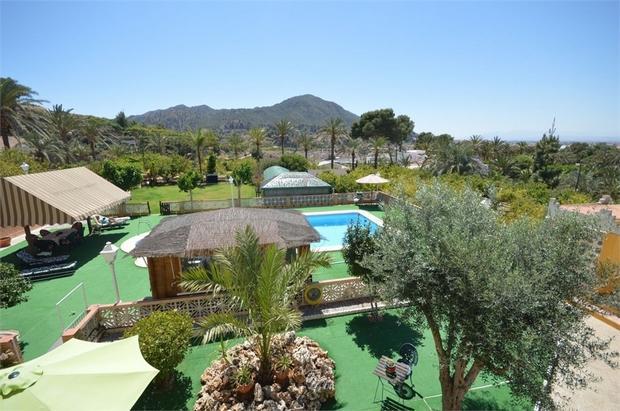 6 bedroom Villa For Sale: Luxury Villa, Beniajan, Murcia, REF – MUR01