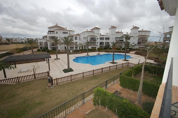 2 bedroom Apartment For Sale: 1st Floor, Phase 2, La Torre Golf Resort, REF – LAF122