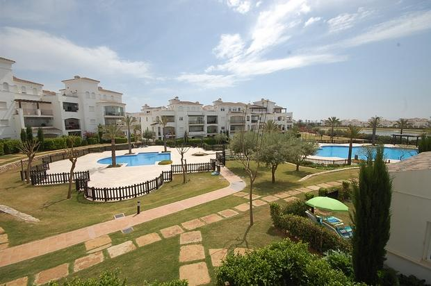 2 bedroom Apartment For Sale: 1st Floor, Phase 4, La Torre Golf Resort, REF – LAF129
