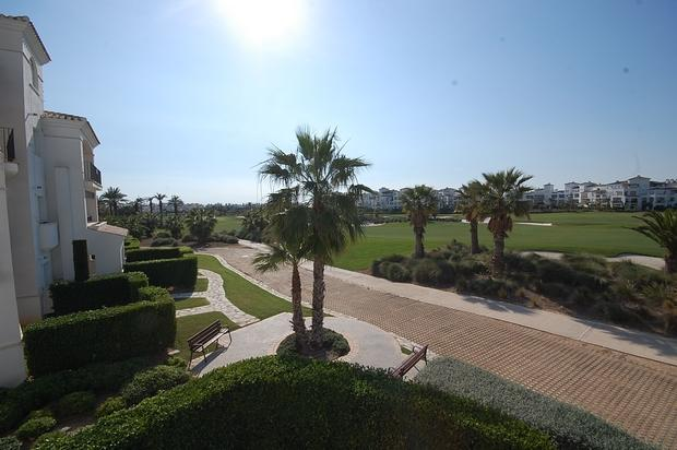 2 bedroom Apartment For Sale: 1st Floor, Phase 1, La Torre Golf Resort, REF – LAF108