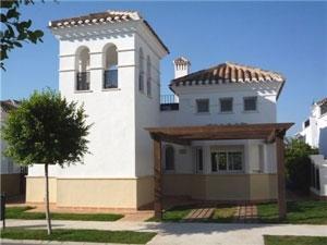 2 bedroom Villa For Sale: Villa Sabina, Phase 3, La Torre Golf Resort, REF – LV12