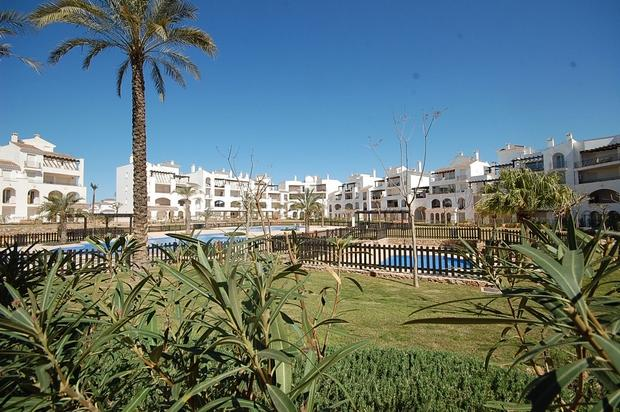 2 bedroom Apartment For Sale: Groundfloor, Phase 8, La Torre Golf Resort, REF – LAG29
