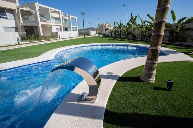 2 bedroom Apartment For Sale: Groundfloor, Phase 1, Los Urrutias, REF – LU101