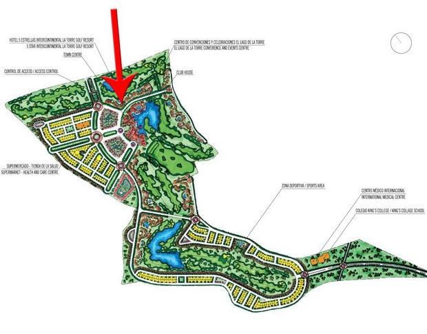 2 bedroom Apartment For Sale: 1st Floor, Phase 3, La Torre Golf Resort, REF – LAF102