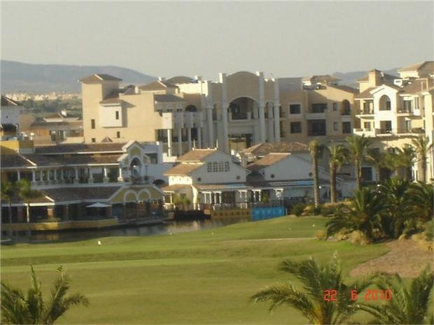 2 bedroom Penthouse For Sale: Penthouse, Phase 1, La Torre Golf Resort, REF – LAP22