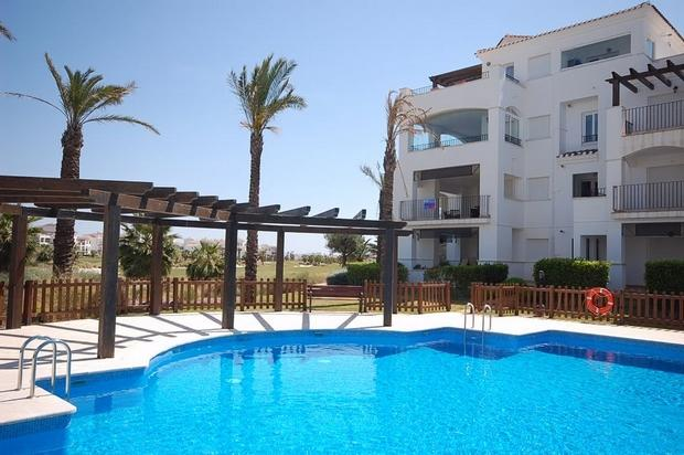 2 bedroom Apartment For Sale: 1st Floor, Phase 6, La Torre Golf Resort, REF – LAF106