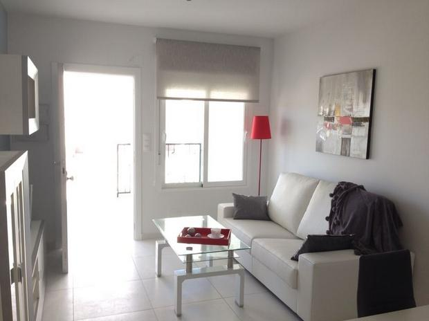 2 bedroom Apartment For Sale: Penthouse Apartment, Phase 2, Torrevieja, REF – TV03
