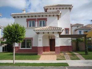 3 bedroom Villa For Sale: Villa Baron, Phase 3, Mar Menor Golf Resort, REF – 2166