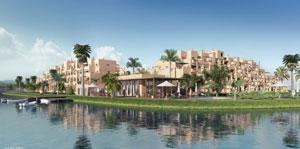 2 bedroom Apartment For Sale: 2nd Floor, La Isla, Condado De Alhama Golf Resort, REF – CDA10
